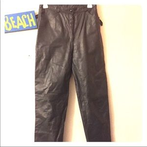 Other - Men's Pleather Pant